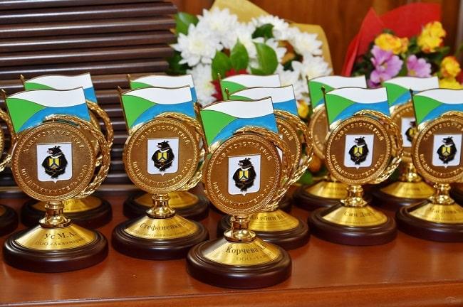 Ус Марина руководитель Аквамарин победитель предприниматель года